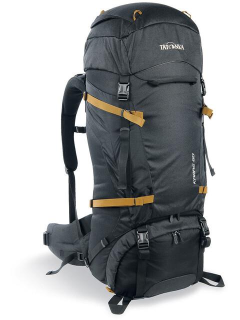 Tatonka Karas 60+10 Backpack black
